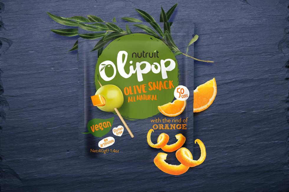 Packaging Design for Olipop Olive Snacks by Orhan Irmak Tasarim / World Brand Design Society