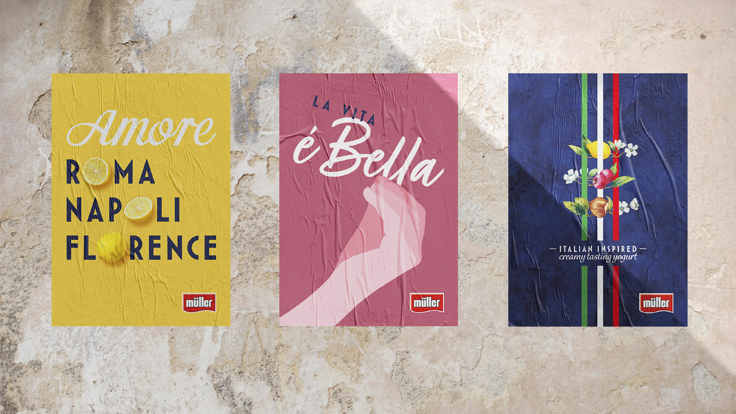 Italian Style Super Creamy Yoghurt / World Brand Design Society