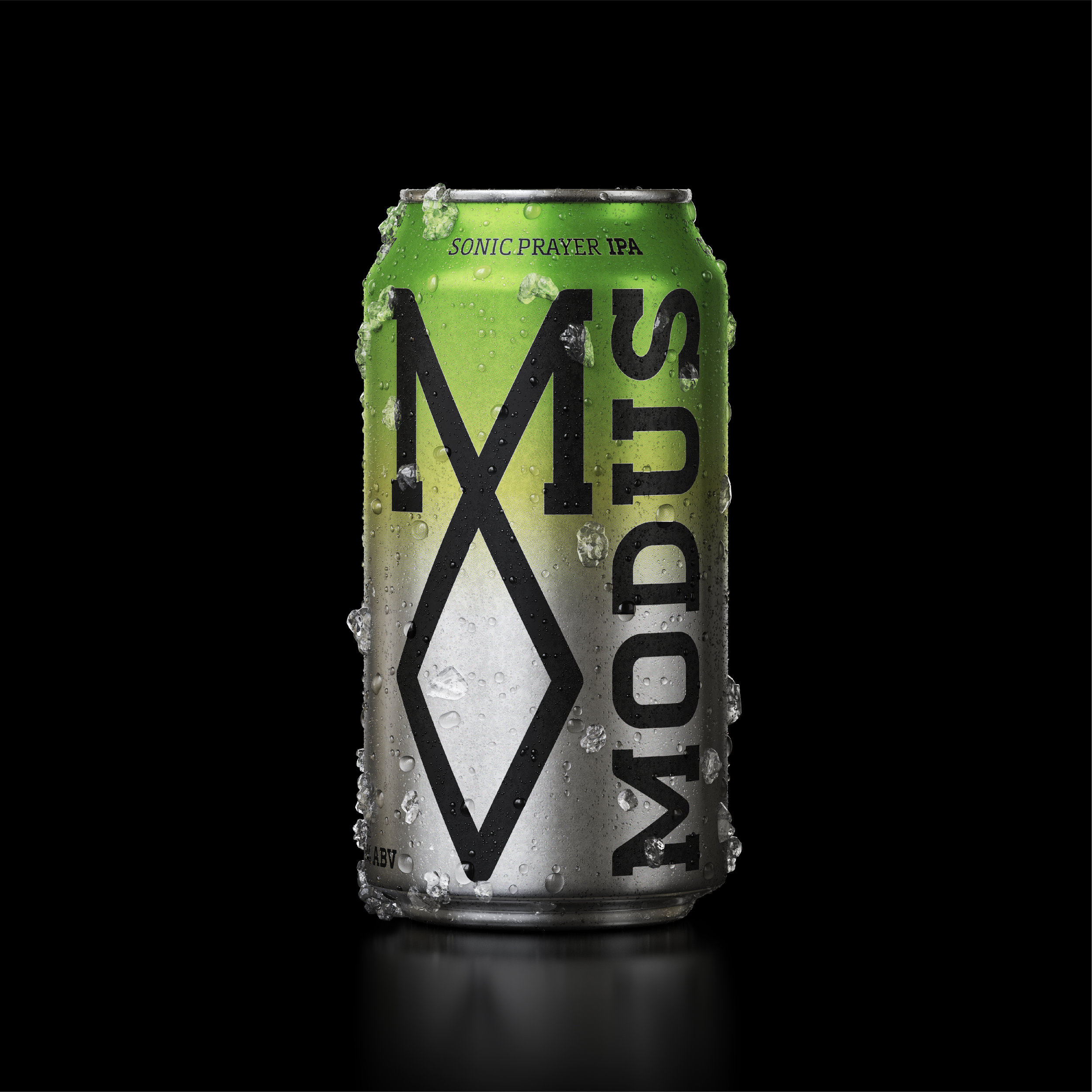 Modus New 375mL Cans / World Brand Design Society