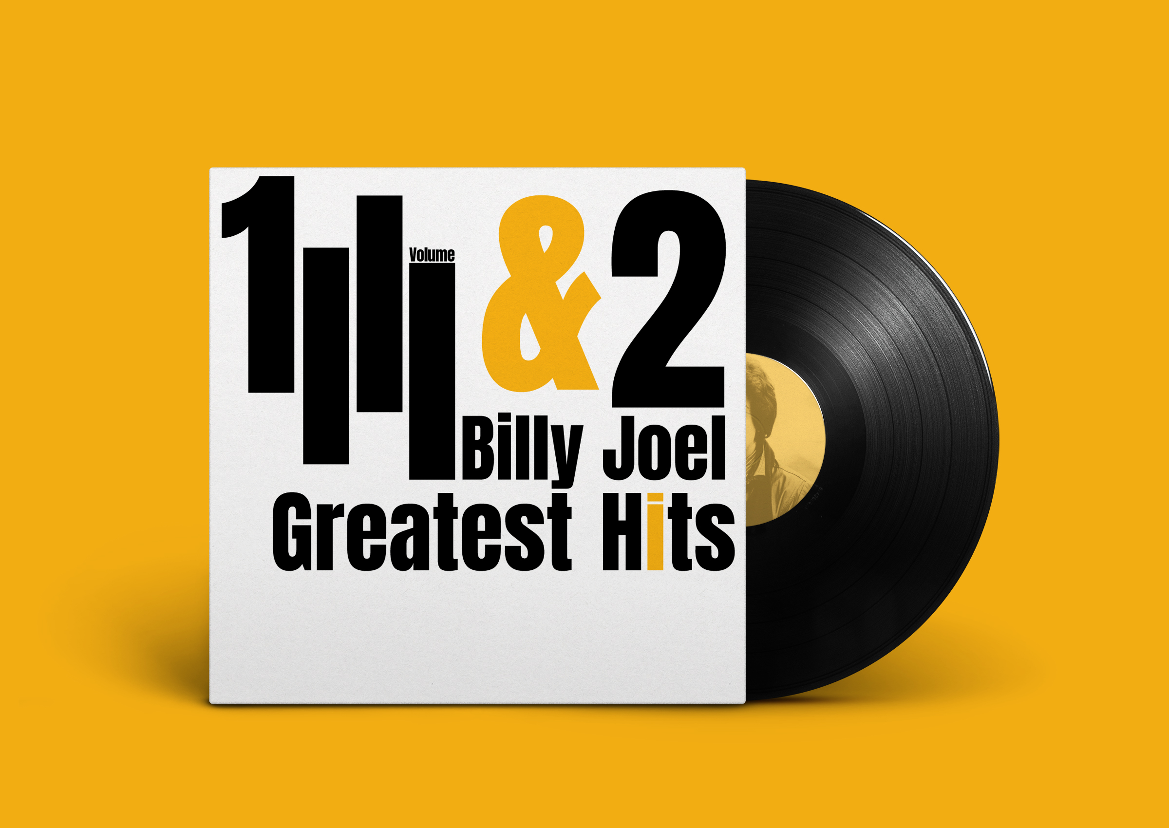 The Top 5 Selling Records Of All Time Redesigned With Typography / World Brand Design Society
