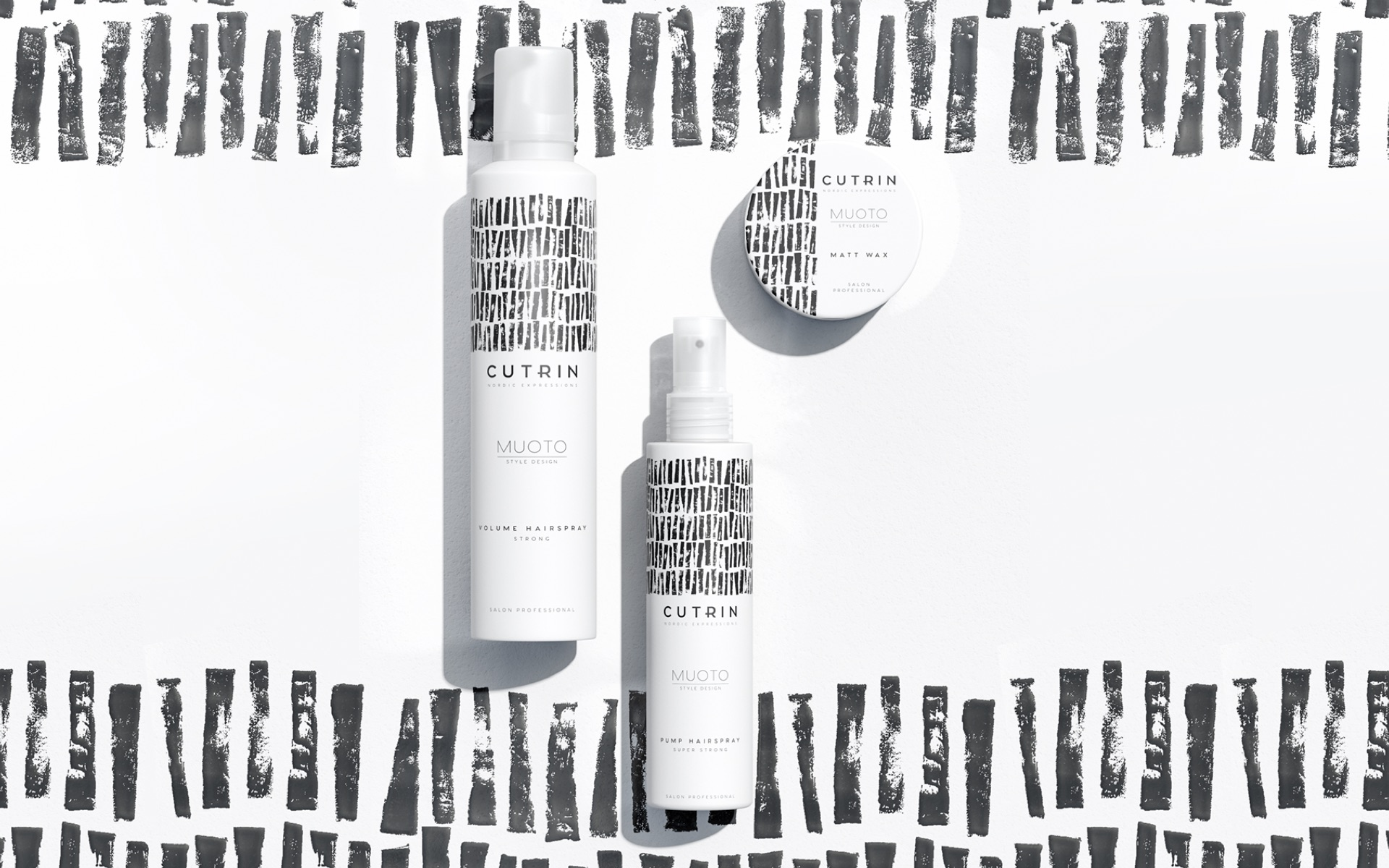 JDO Take Nordic Hair Care Brand Cutrin Back to Its Roots for Global Redesign / World Brand Design Society