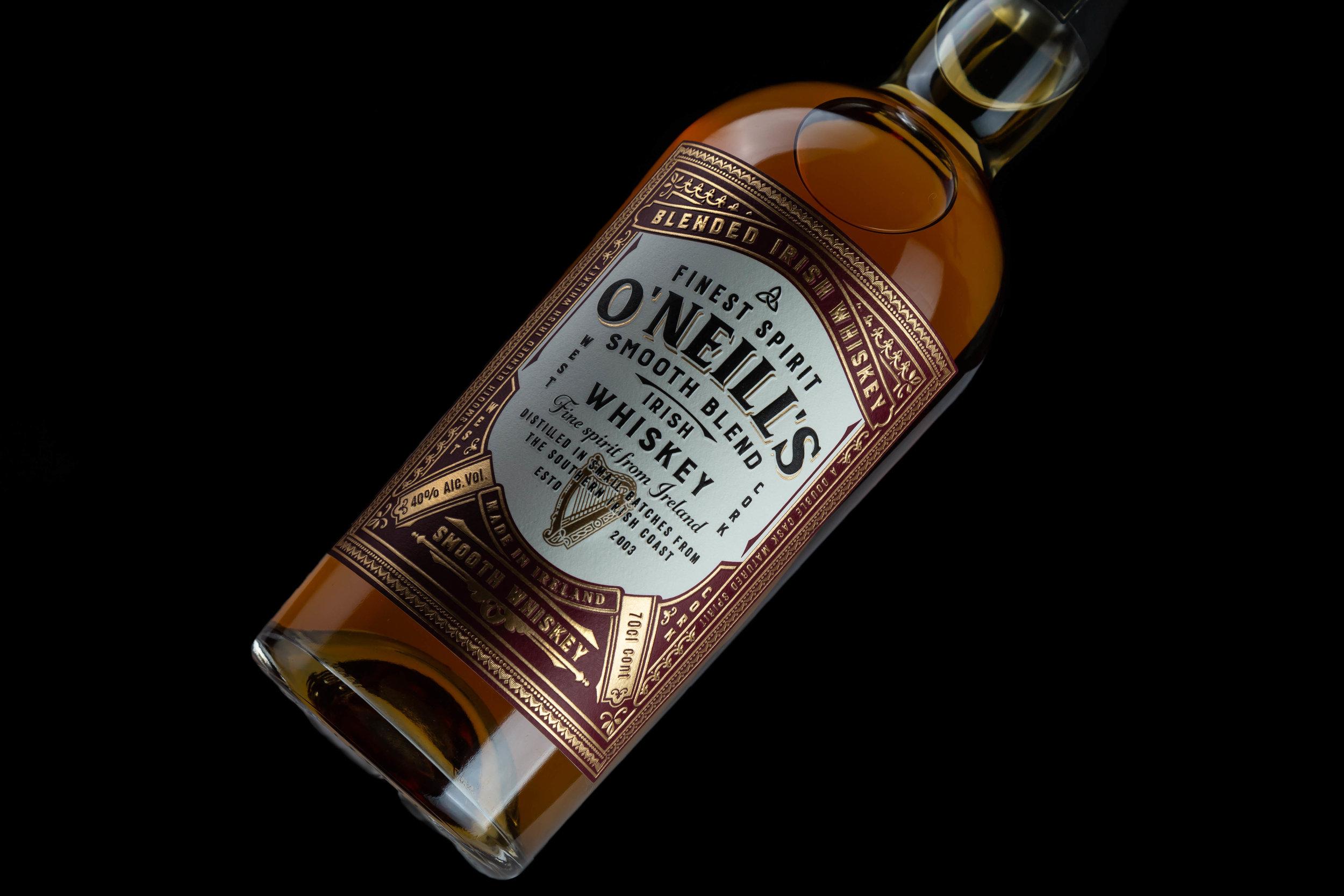 Packaging Design for an Irish Whiskey / World Brand Design Society