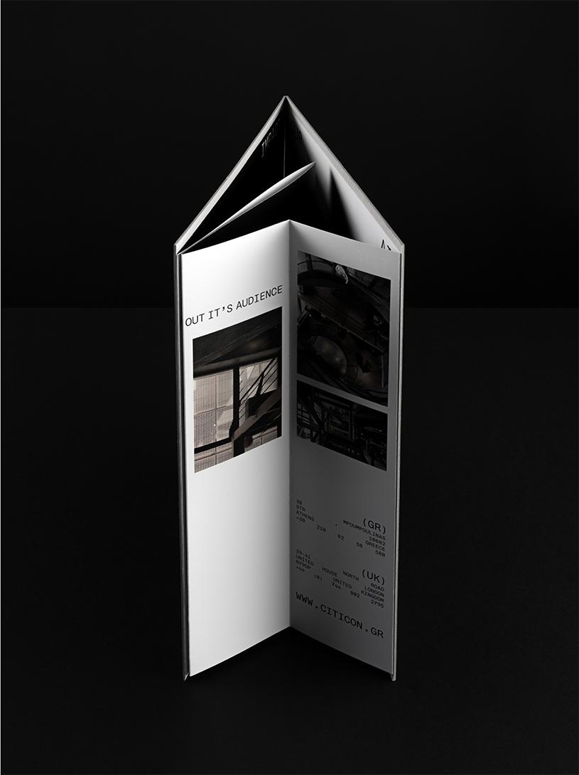Citicon Brochure / World Brand Design Society
