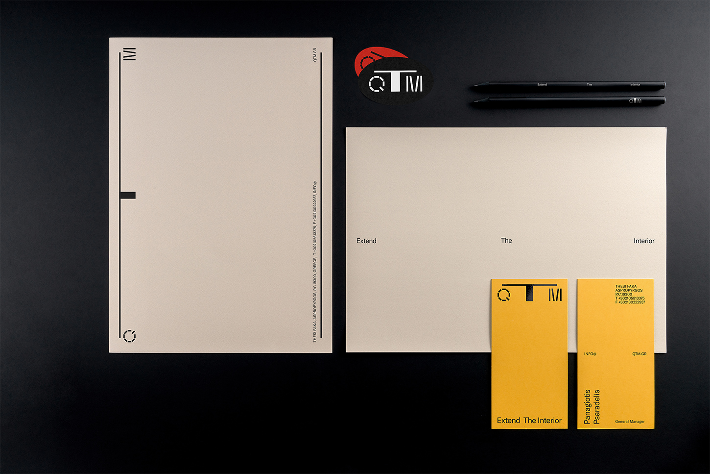QTM Branding / World Brand Design Society
