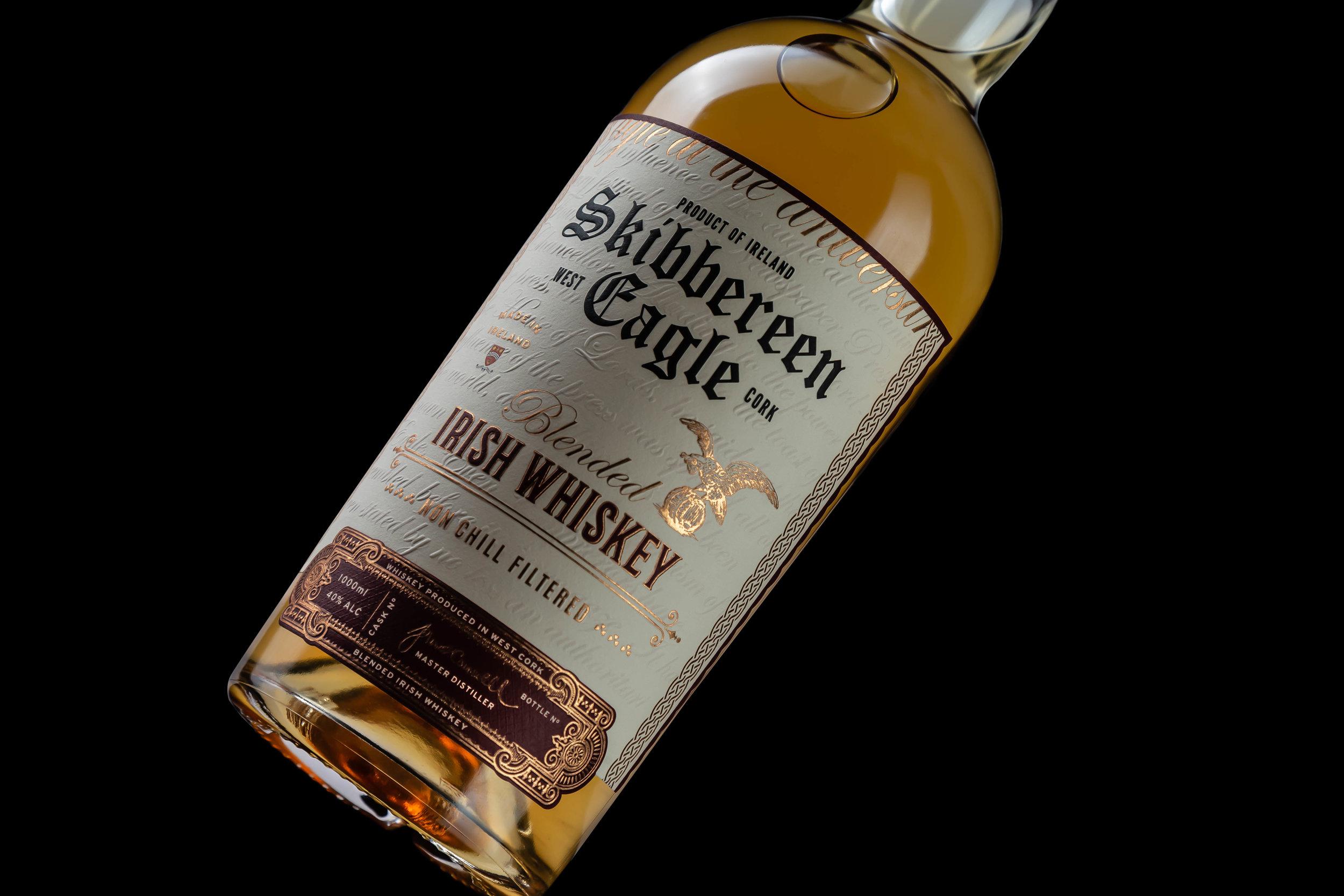 Branding and Packaging Design for Whiskey Label / World Brand Design Society