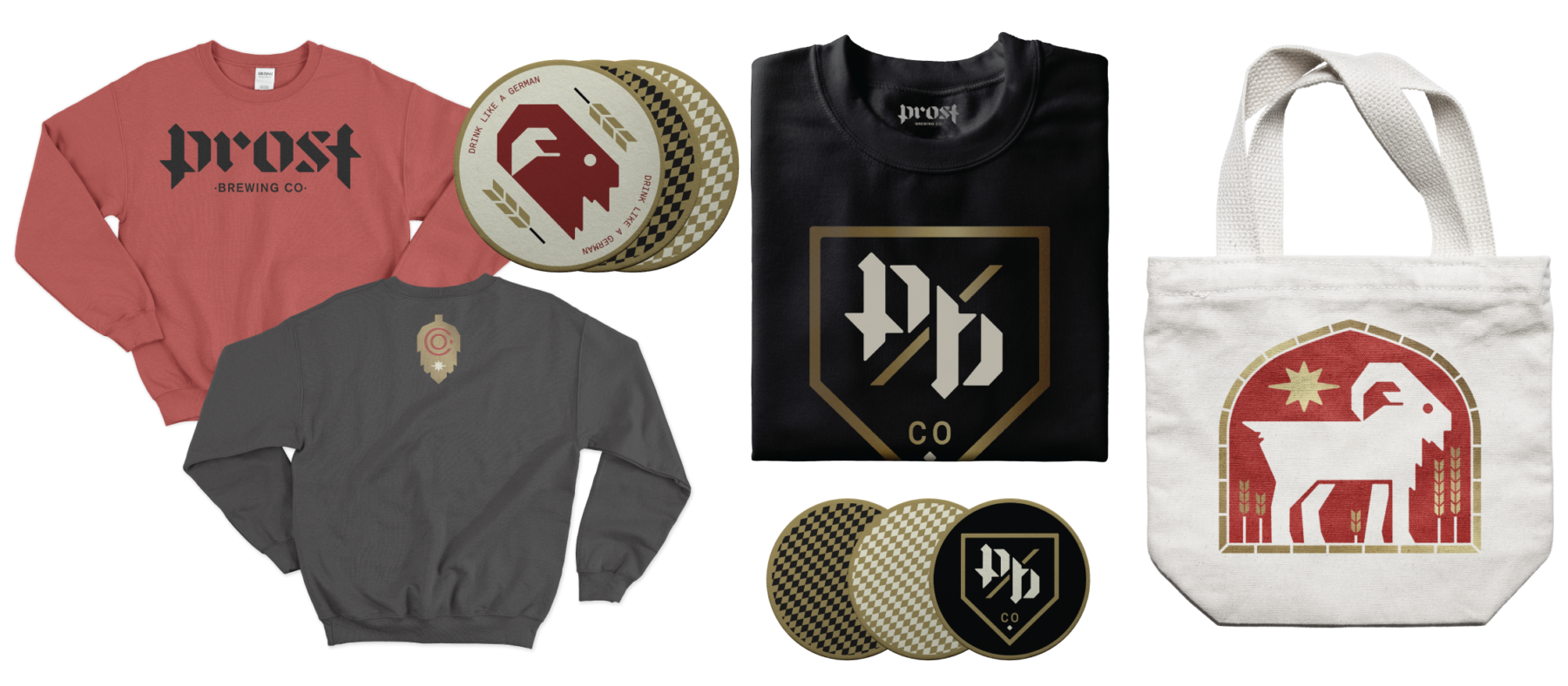 Rebranding Prost Brewing / World Brand Design Society