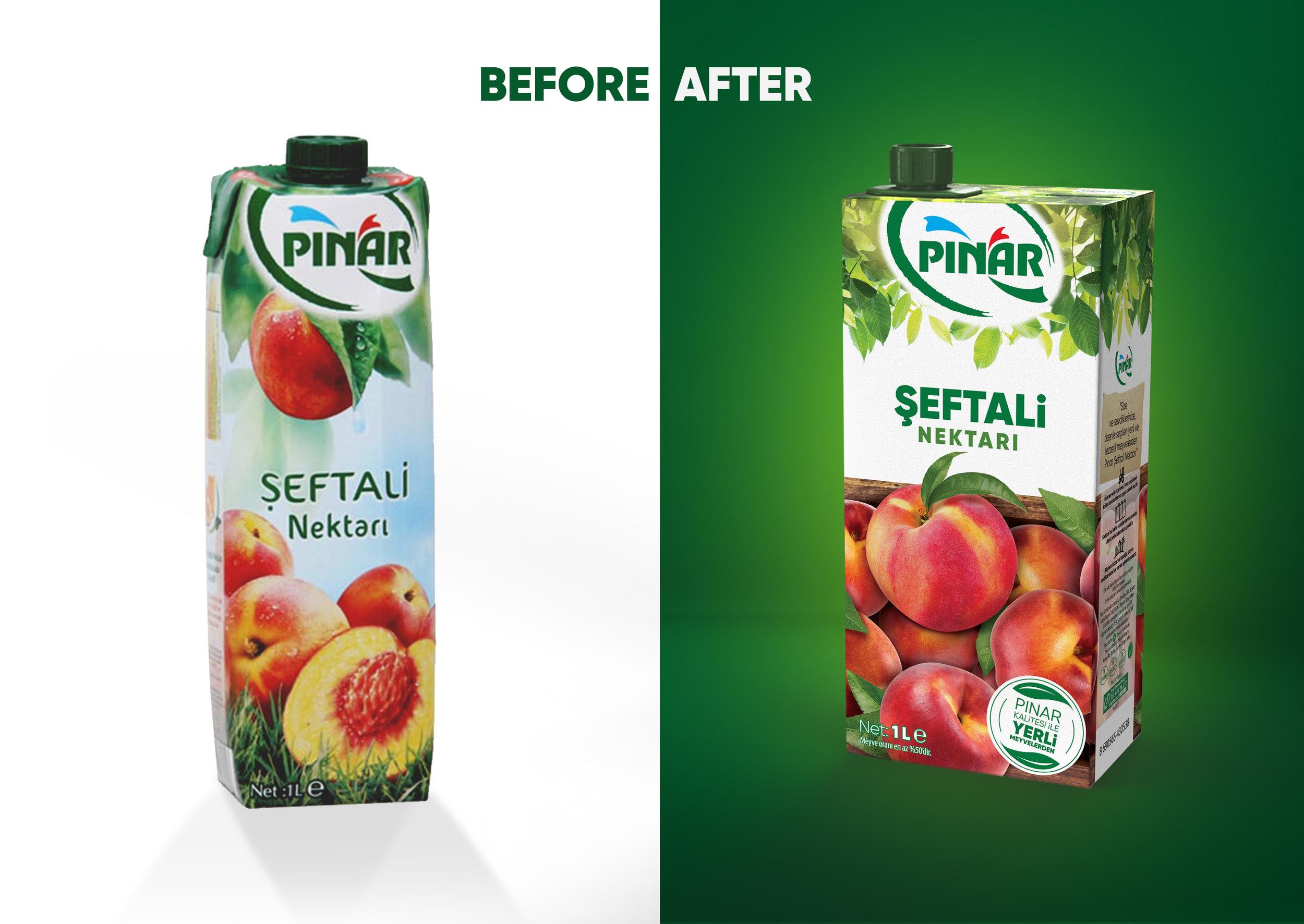 Pınar Fruit Juice / World Brand Design Society