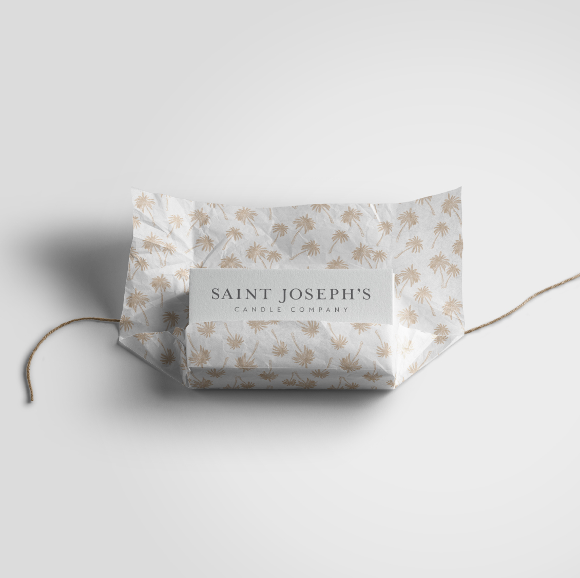 Brand and Packaging Design for Saint Joseph's Candle Company / World Brand Design Society