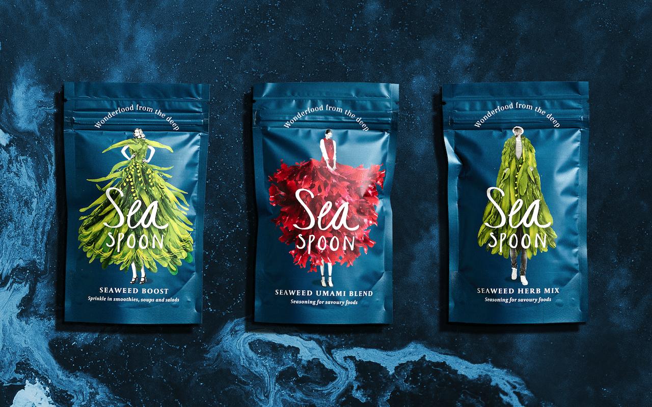 Seaspoon - Wonderfood from the Deep / World Brand Design Society