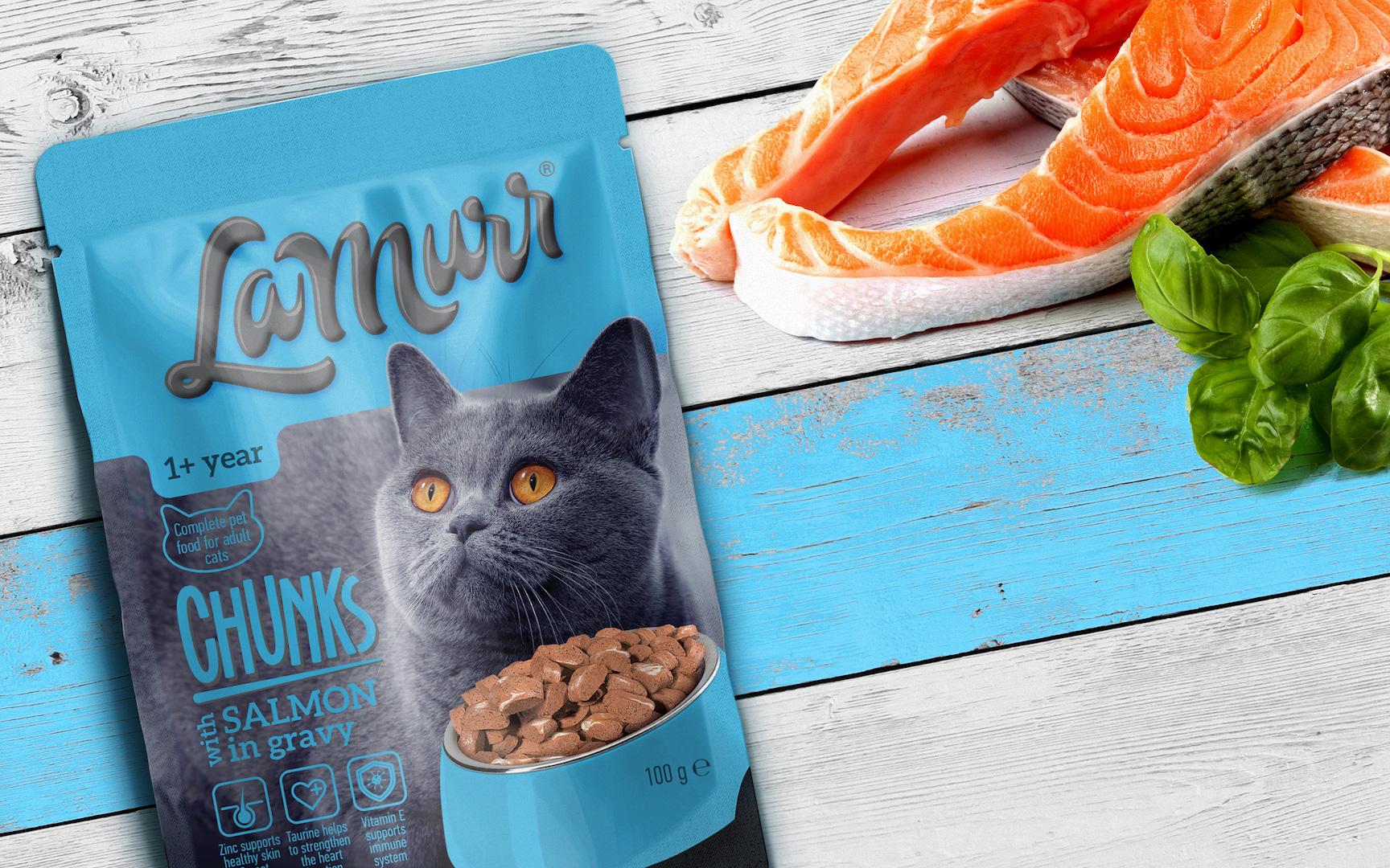 LaMurr Branding and Packaging / World Brand Design Society