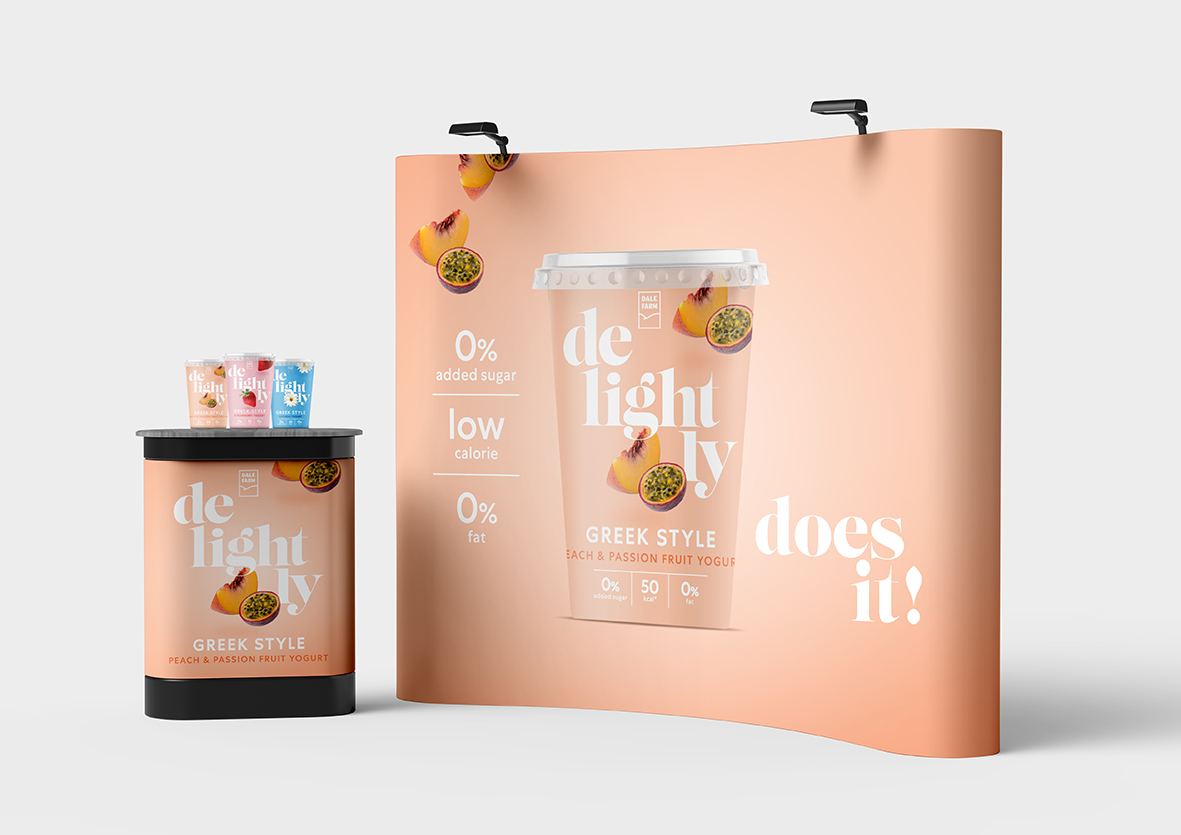 Simon Pendry Creative: Delightly Outdoor and Digital Campaign / World Brand Design Society