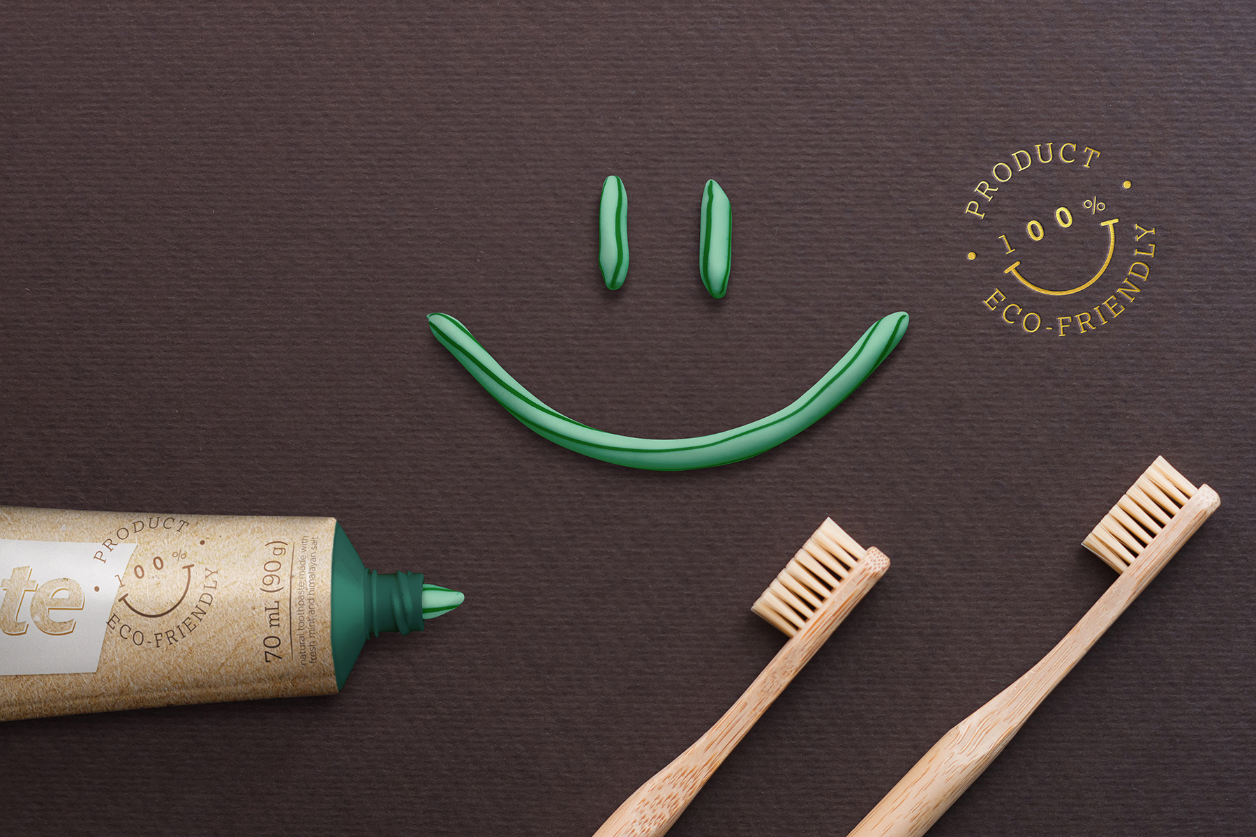 Sustainable Packaging Concept for Toothpaste (student) / World Brand Design Society
