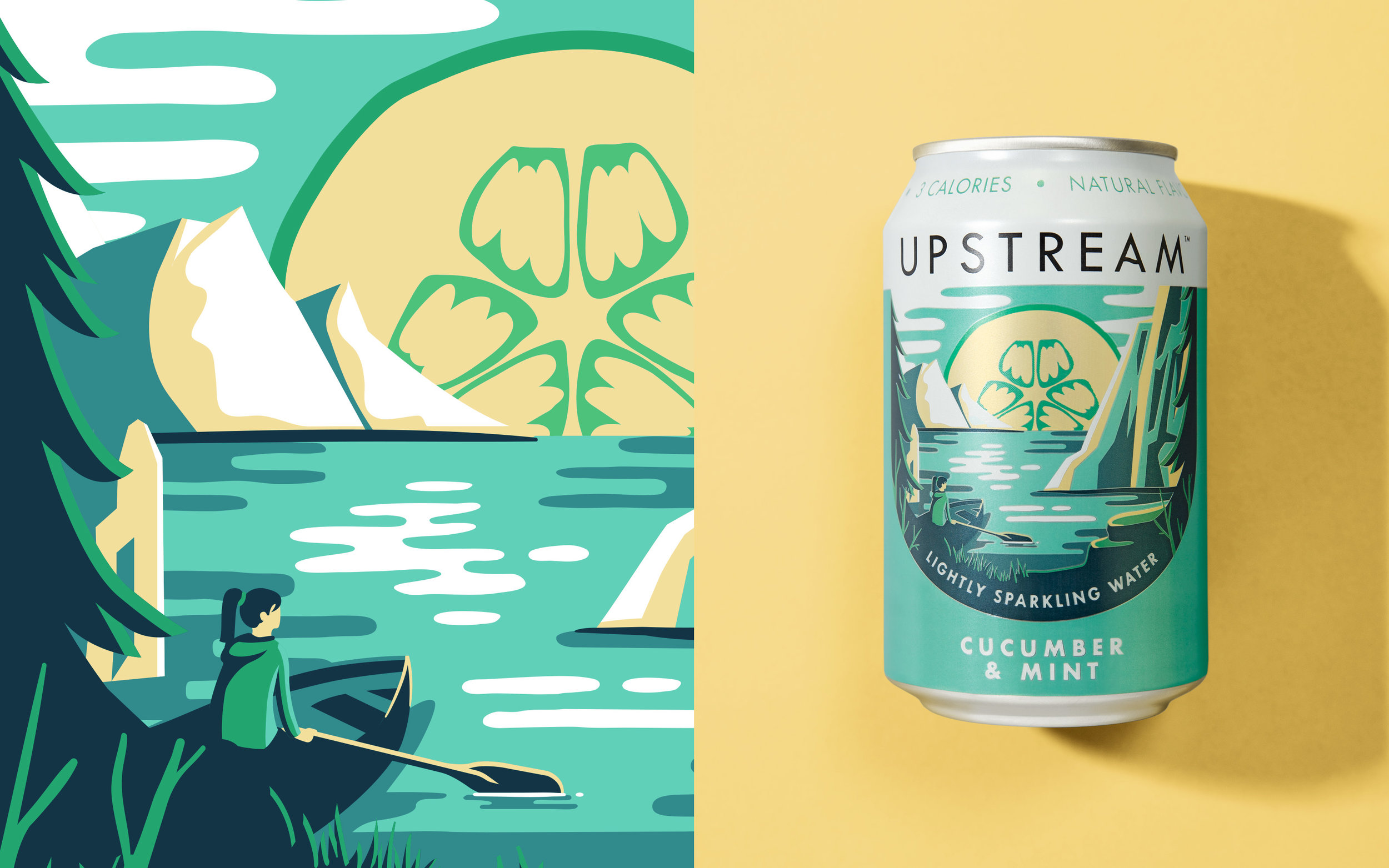 Robot Food Brings a Sparkle to the Everyday with New Brand Upstream / World Brand Design Society
