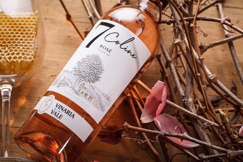 Native Wine Label Design – 7 Coline / World Brand Design Society