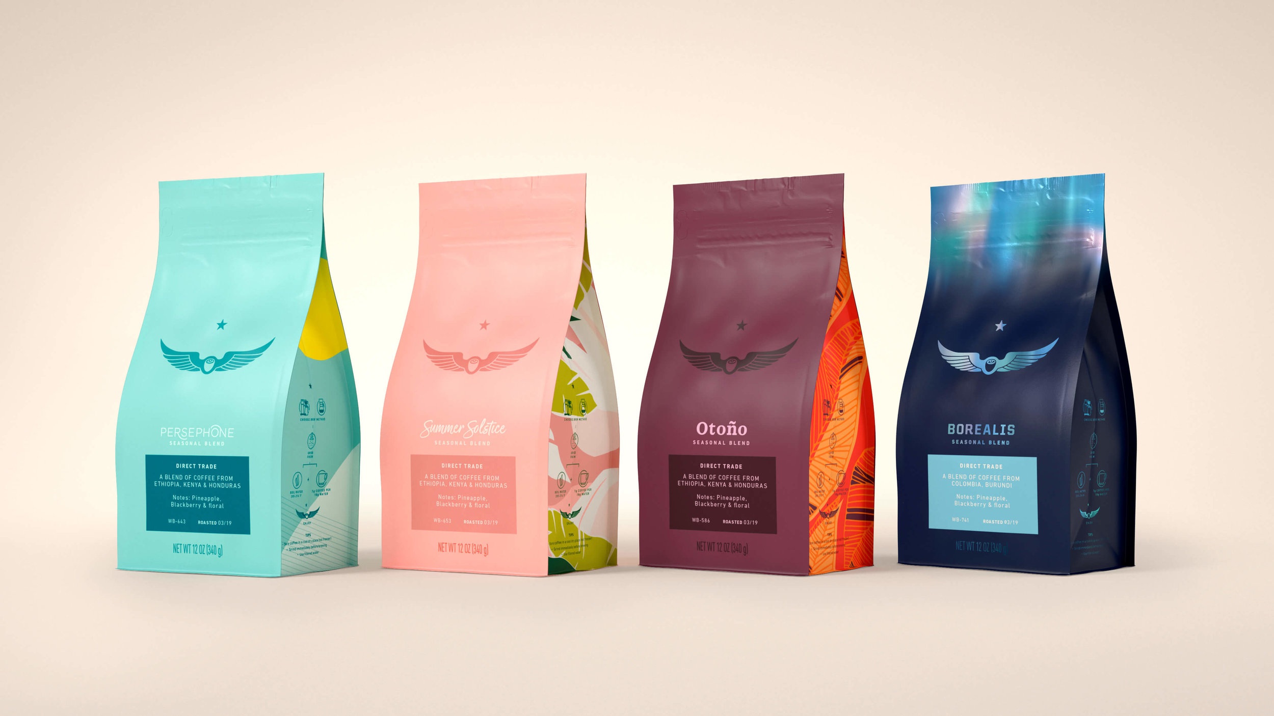 Packaging and Brand Expression for Intelligentsia Coffee / World Brand Design Society