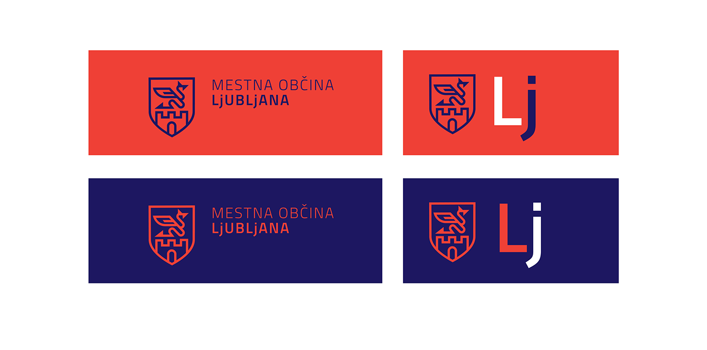 Gdesign, Gregor Ivanusic - The Coat of Arms And The Logo of The City of Ljubljana6.png