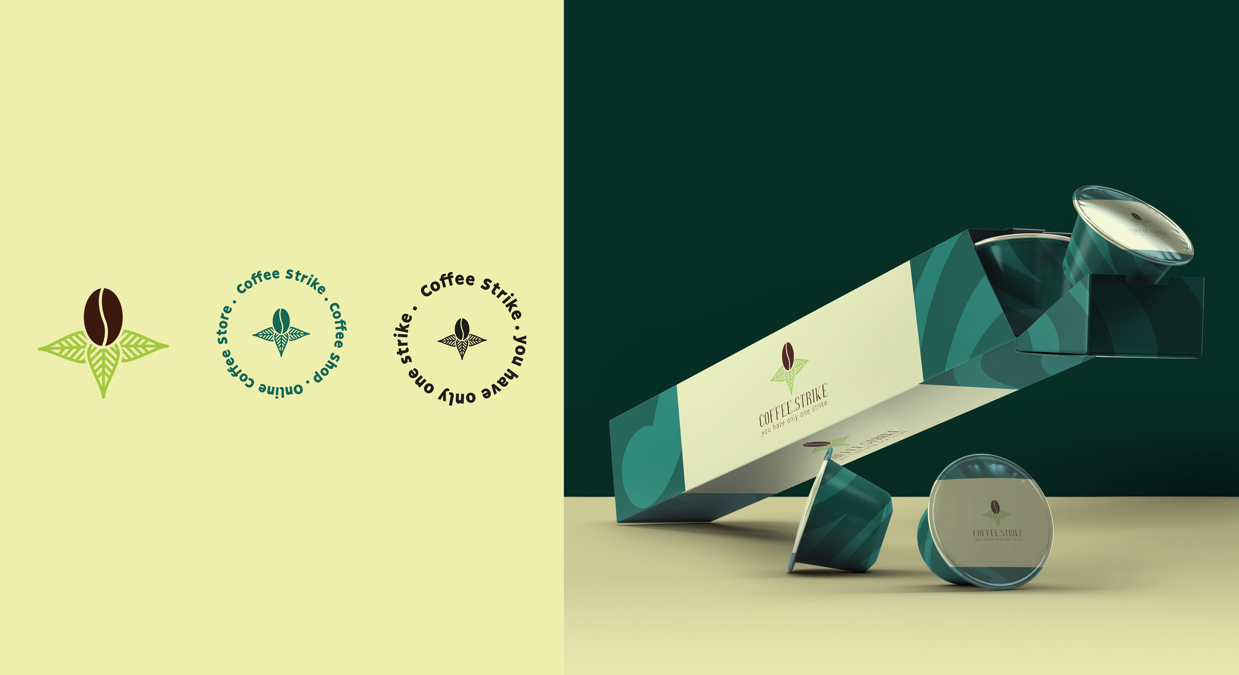 Yasser Hassan - Coffee Strike Branding2.jpg