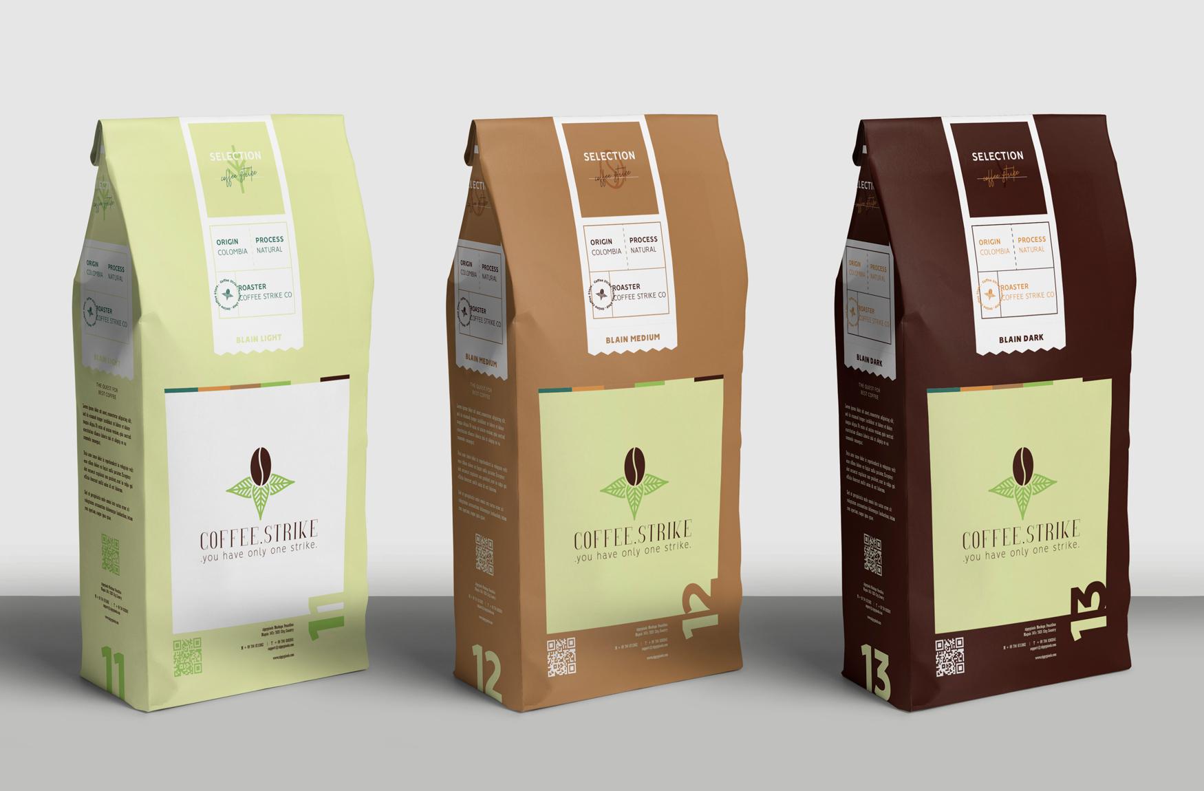 Yasser Hassan - Coffee Strike Branding3.jpg