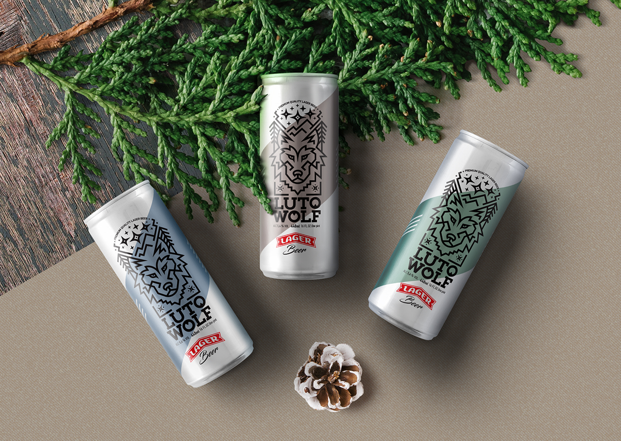 Alexey Lysogorov Design - LutoWolf Lager Beer1.jpg