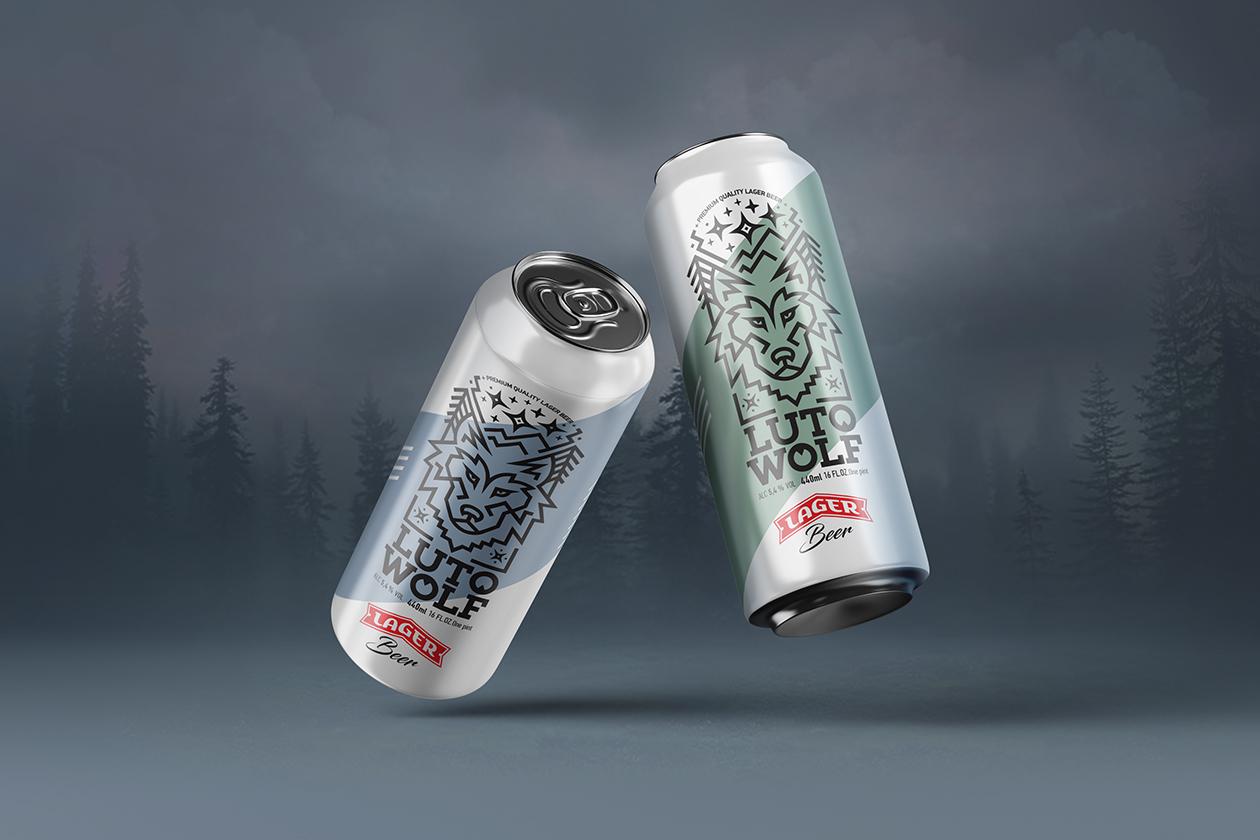 Alexey Lysogorov Design - LutoWolf Lager Beer2.jpg