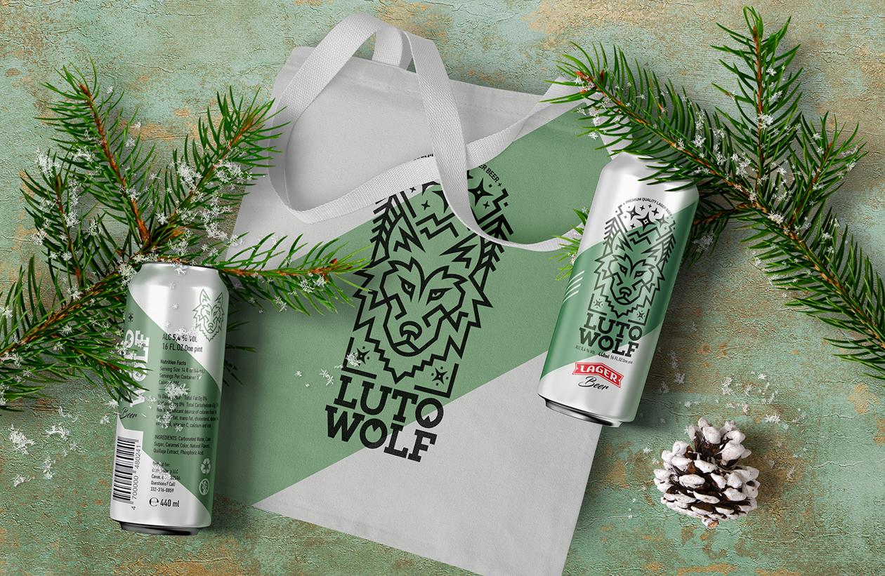 Alexey Lysogorov Design - LutoWolf Lager Beer4.jpg