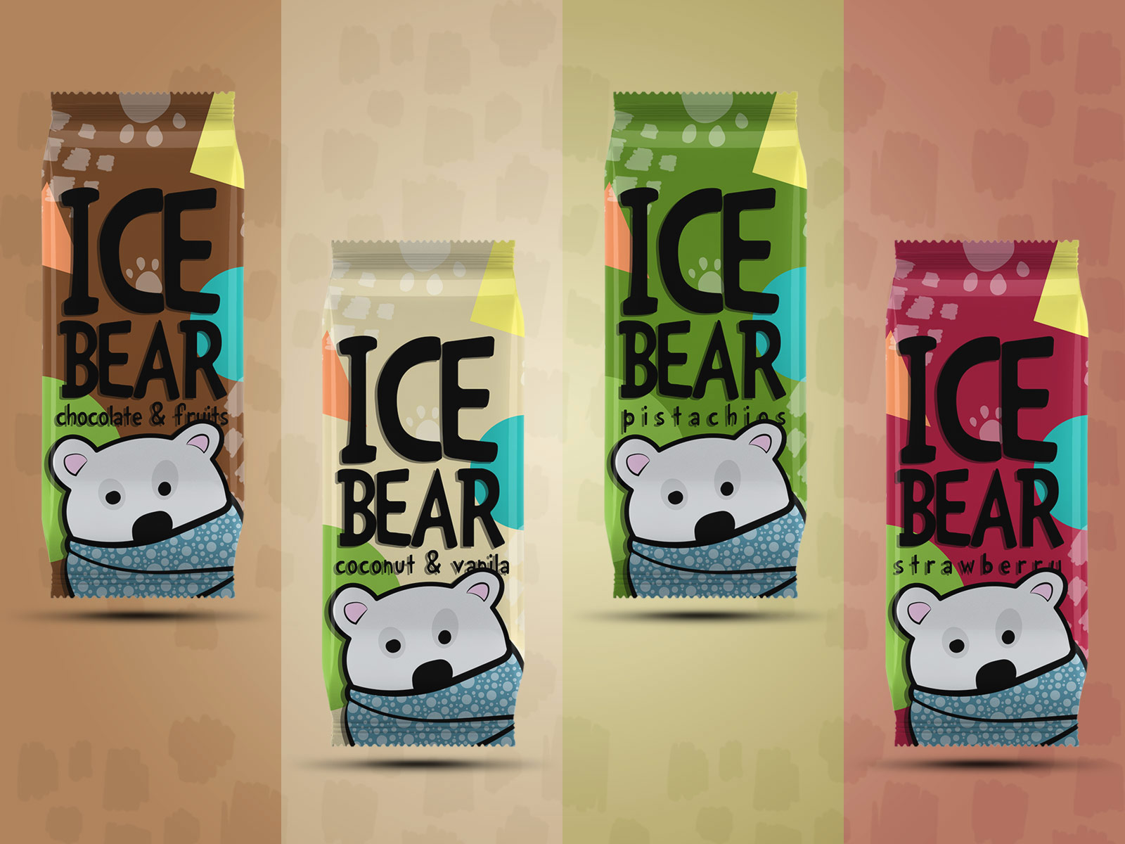 Zeljka Mitrovic - Ice Bear Ice Cream7.jpg