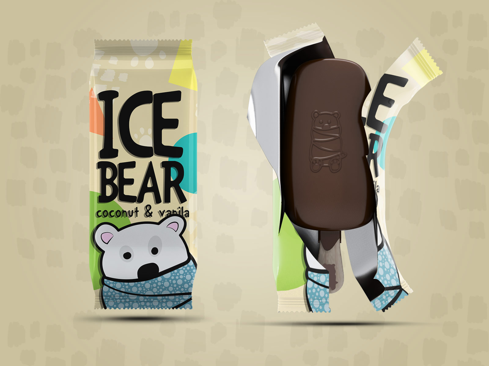 Zeljka Mitrovic - Ice Bear Ice Cream4.jpg