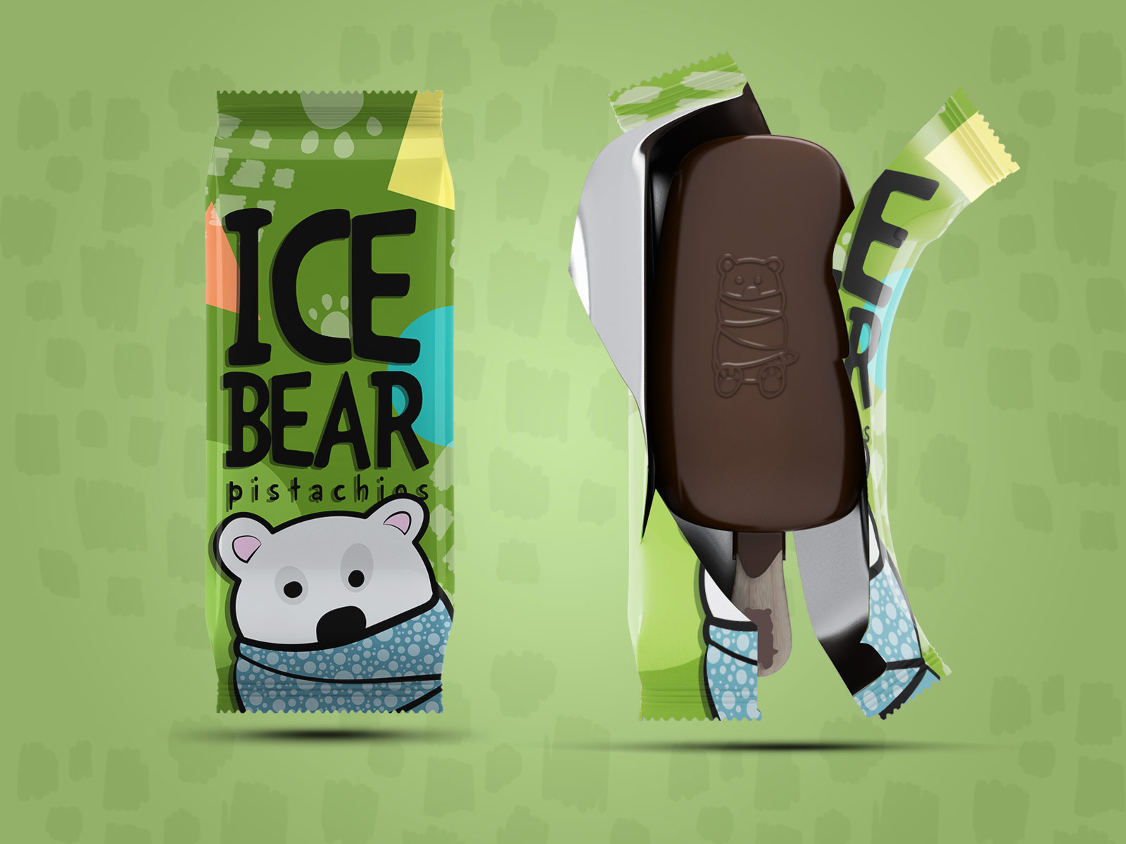 Zeljka Mitrovic - Ice Bear Ice Cream5.jpg