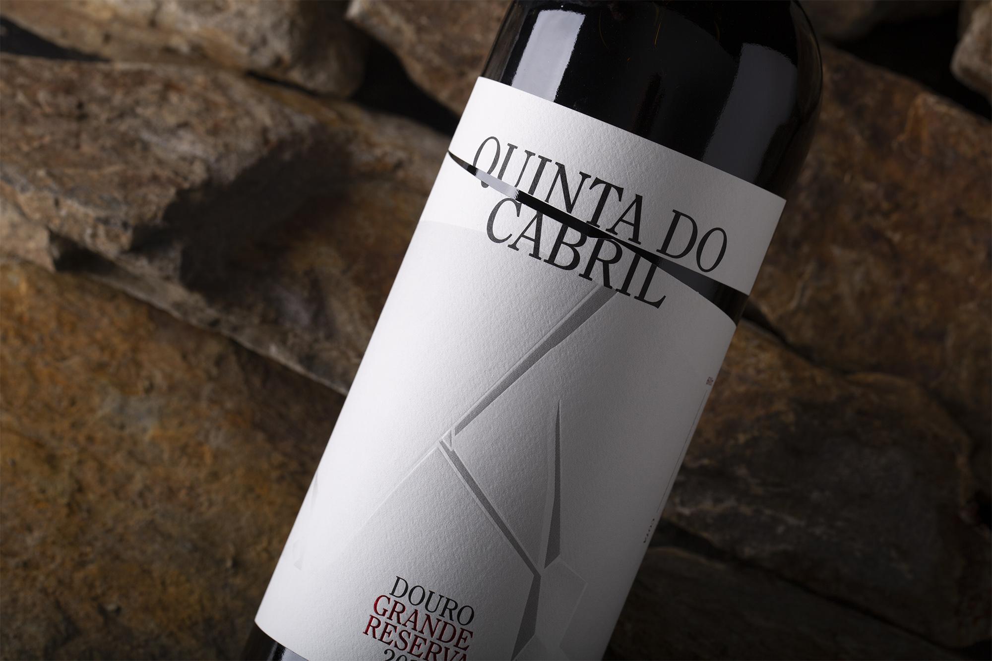 Moço Wine Branding - Quinta do Cabril WIne Label1.jpg