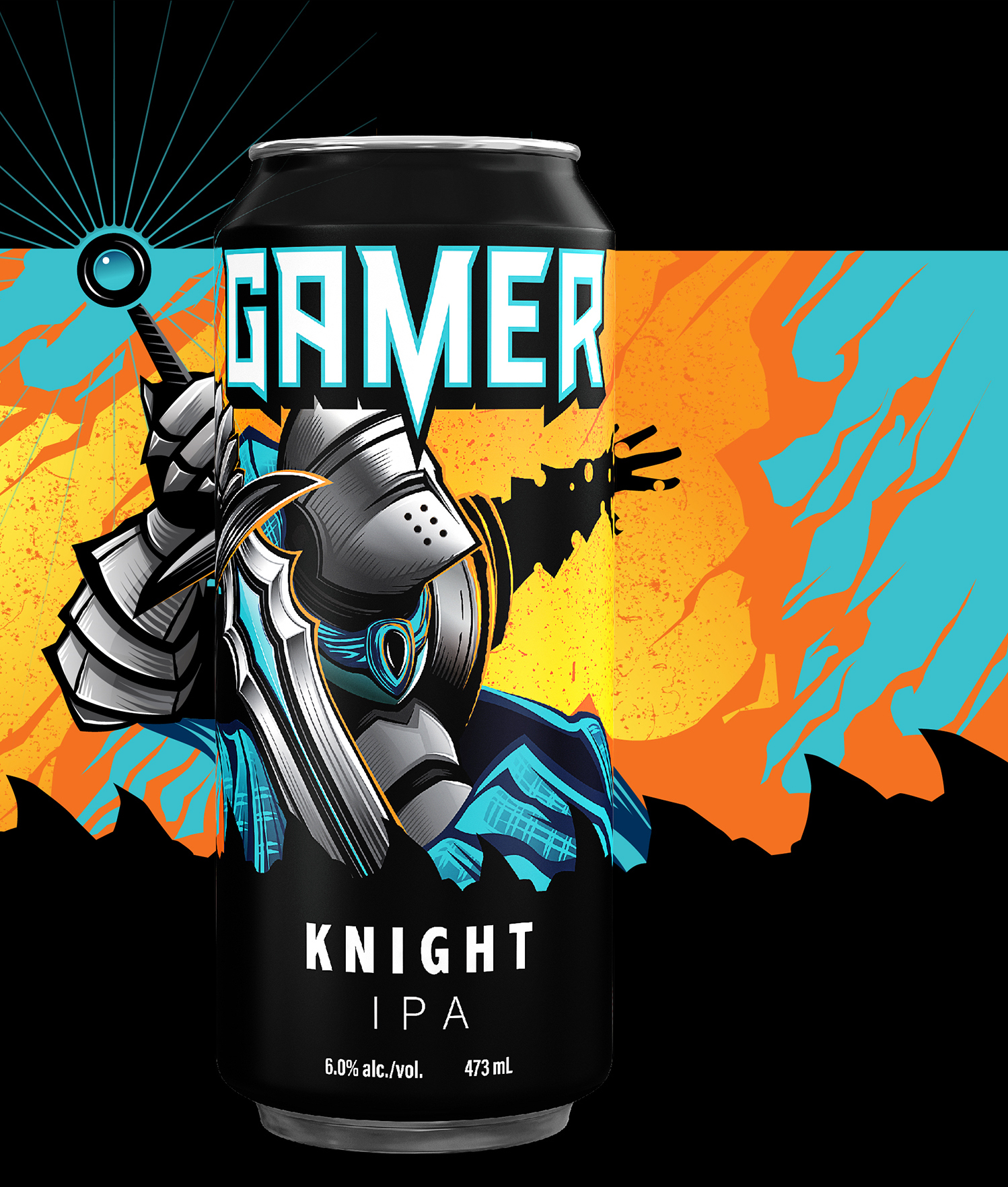 Gamer Knight IPA PREP