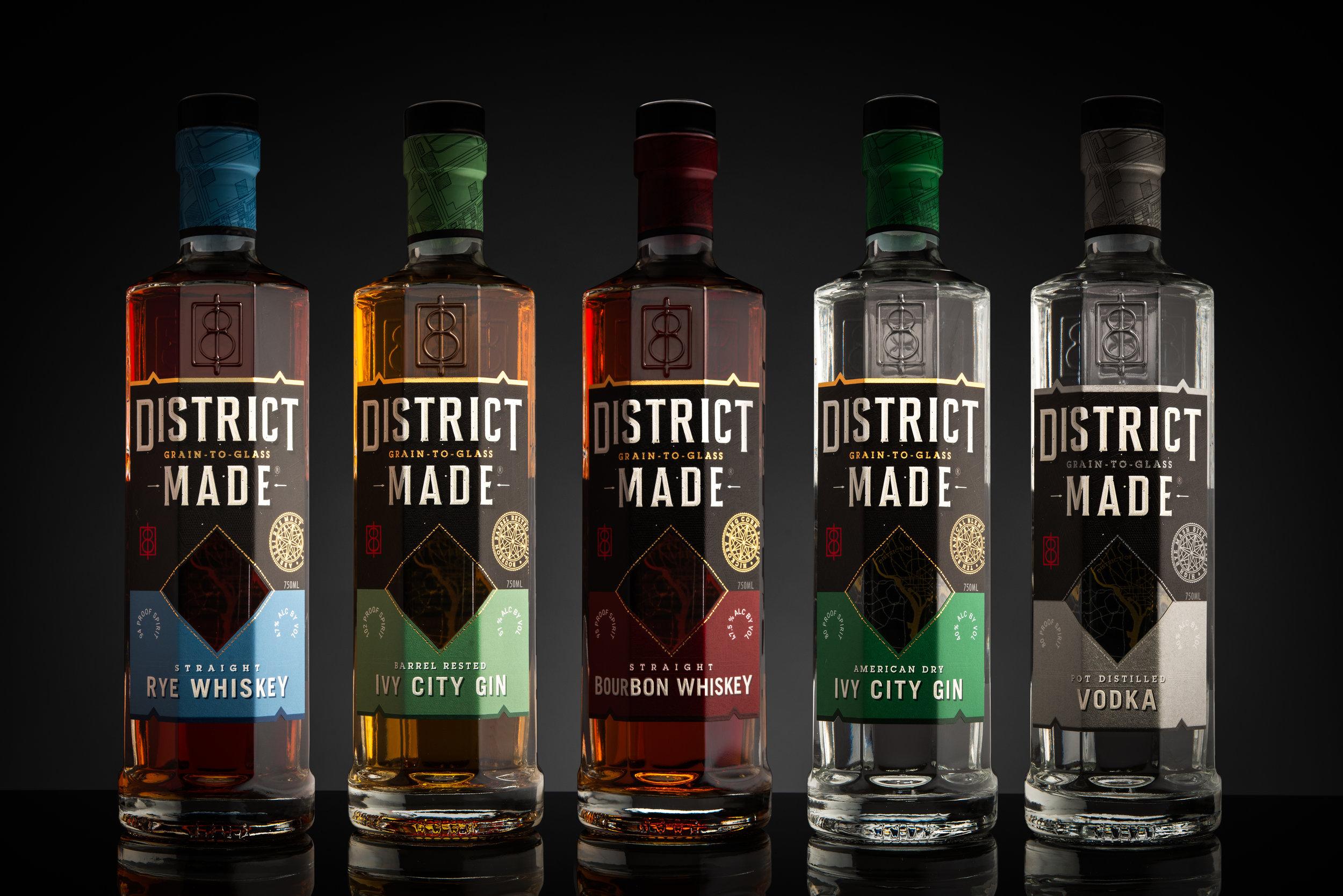 Thoroughbred Spirits  - District Made Brand Development1.jpg