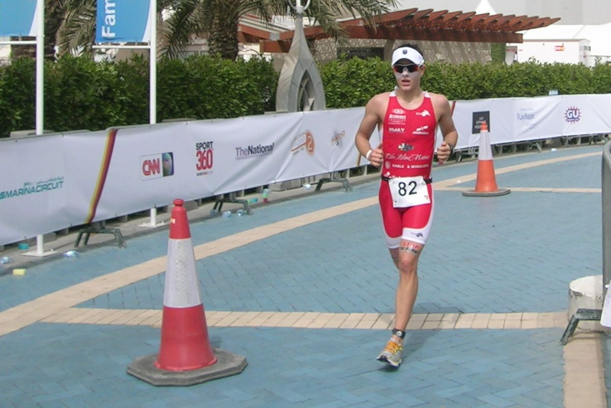 Abu Dhabi Triathlon 2012