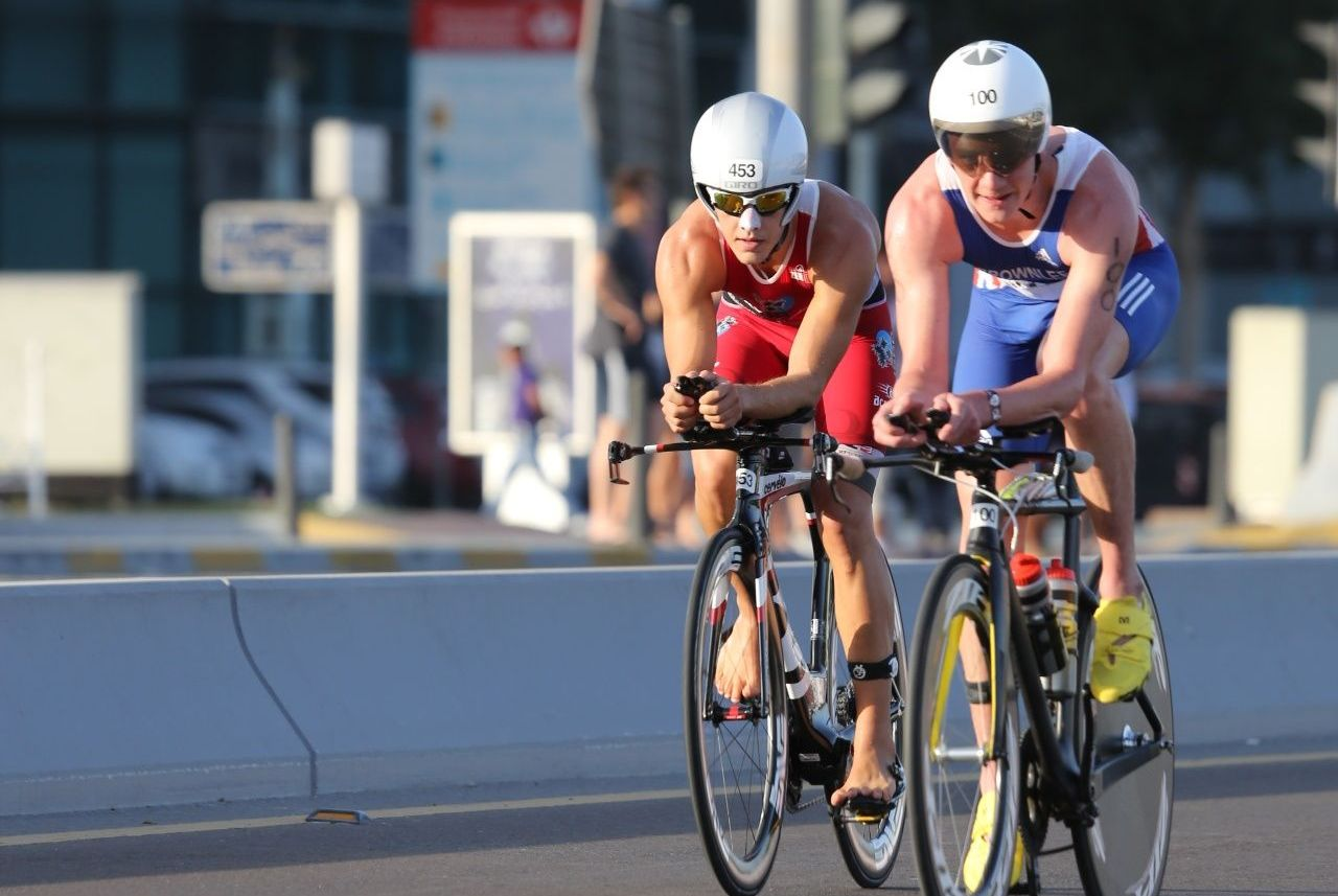 Abu Dhabi Triathlon 2013