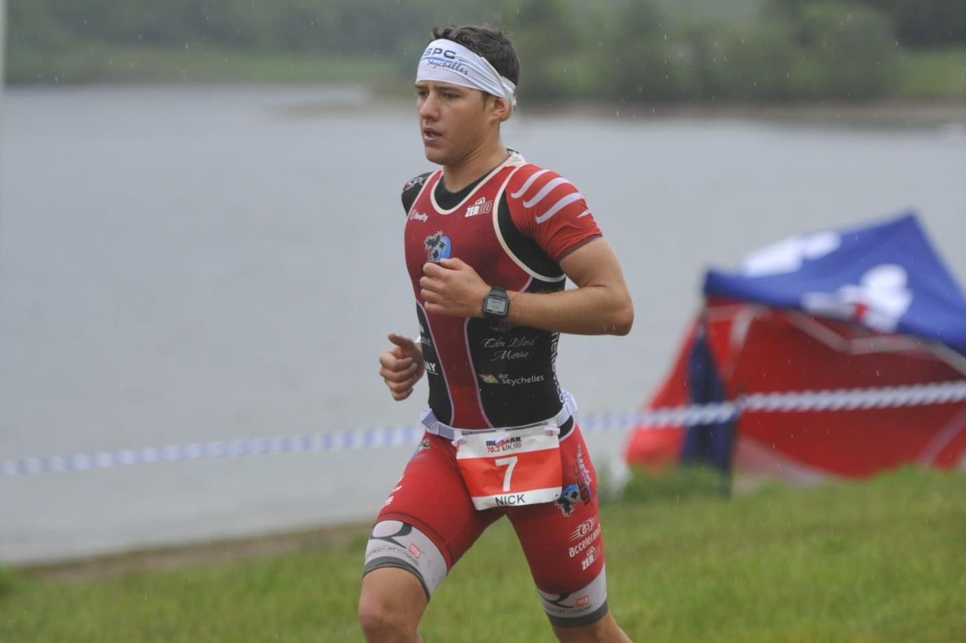 Ironman 70.3 UK 2013