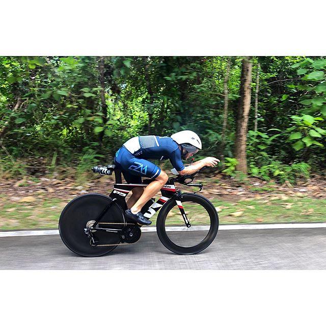 Rumble in the Malaysian jungle.  #ironman #triathlon #ironmanmalaysia #langkawi #swimbikerun #EMstrong #becausedragsucks