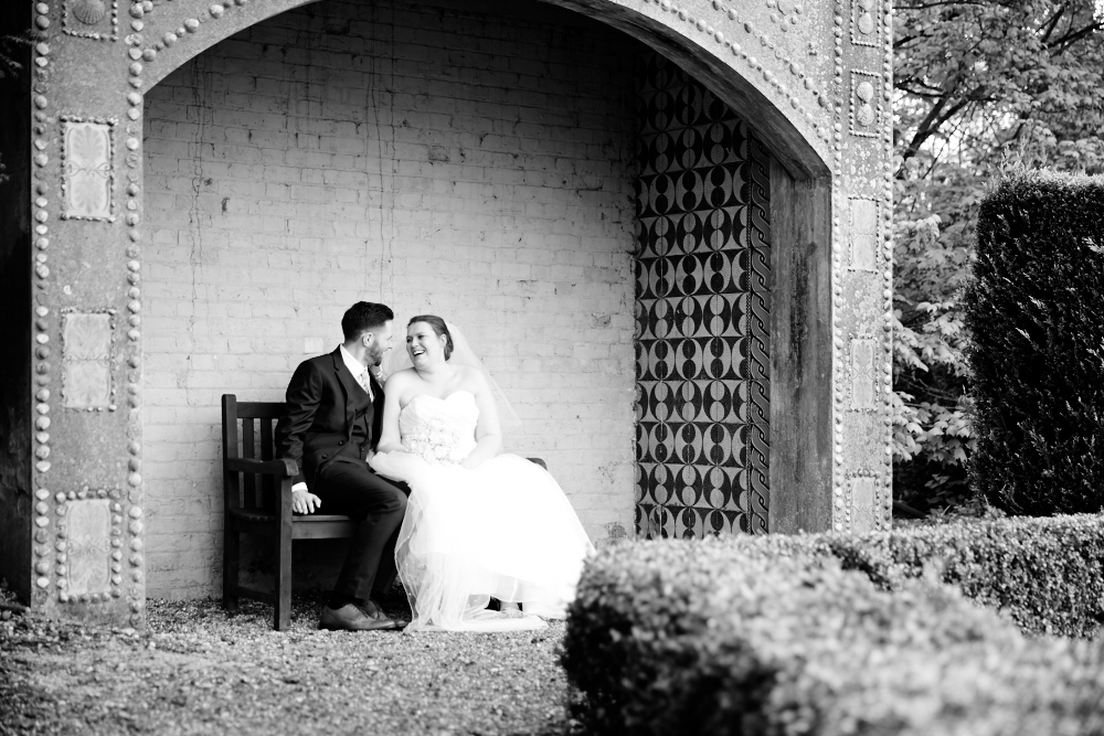 GRACE AND RYAN CLARKE  Down Hall Hotel, Essex