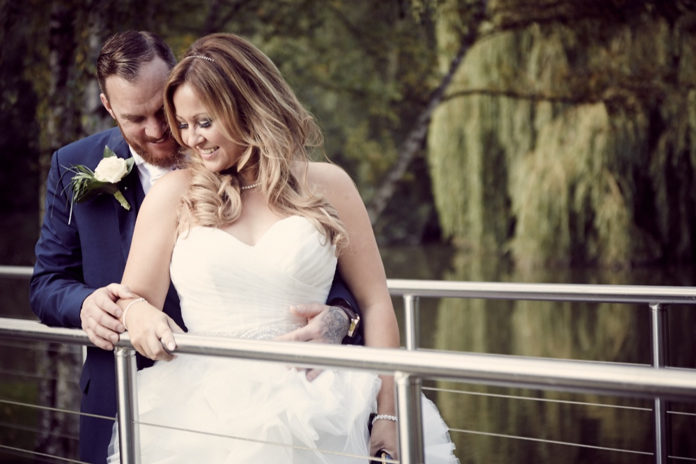KIMBERLEY AND GARY BULL  Great Hallingbury Manor, Bishops Stortford, Herts