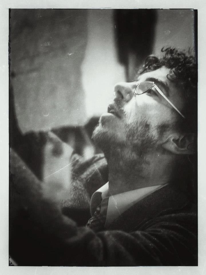 The Librarian (Mick Mize). Photo: Mina Morita