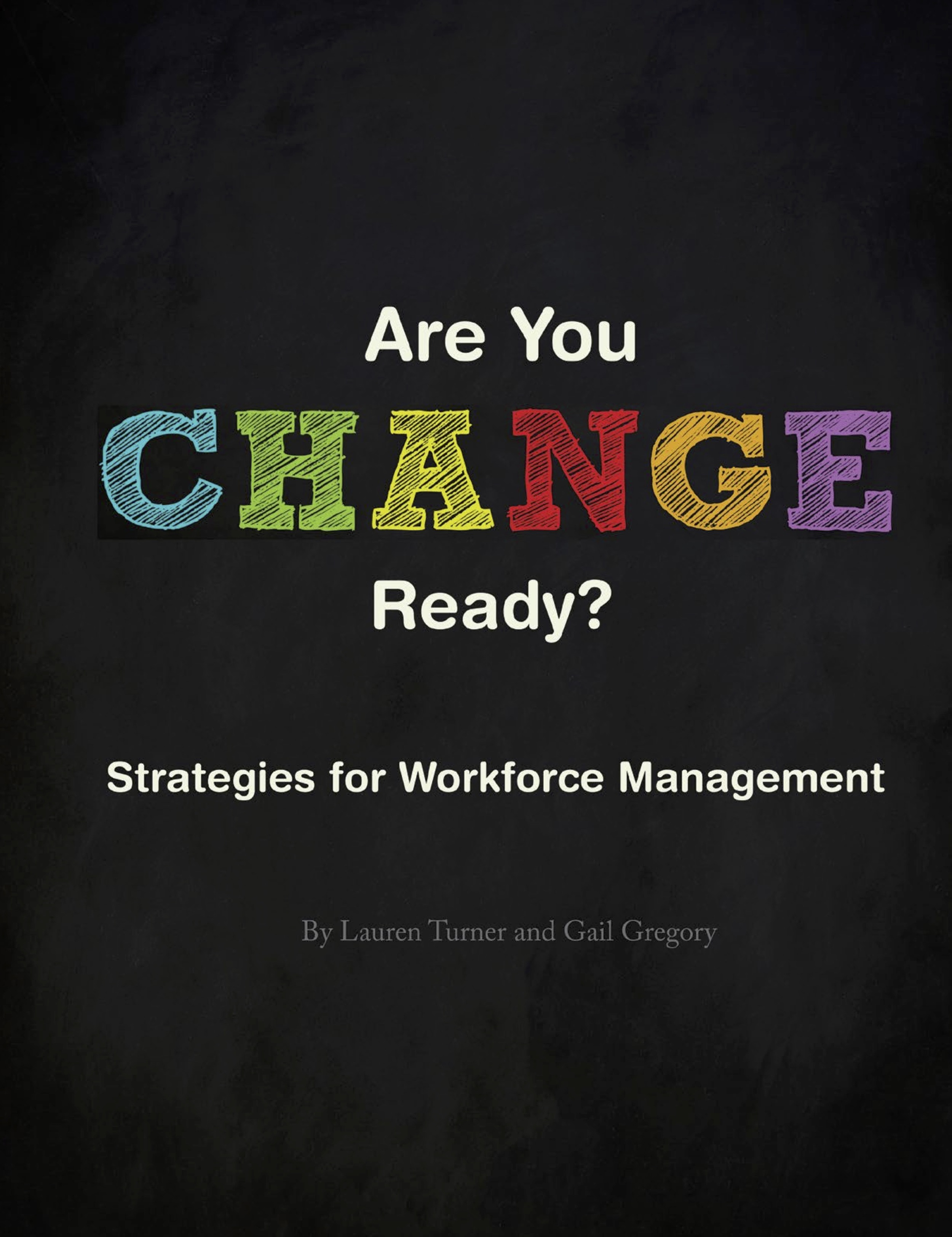 "Read ""Are you Change Ready"""