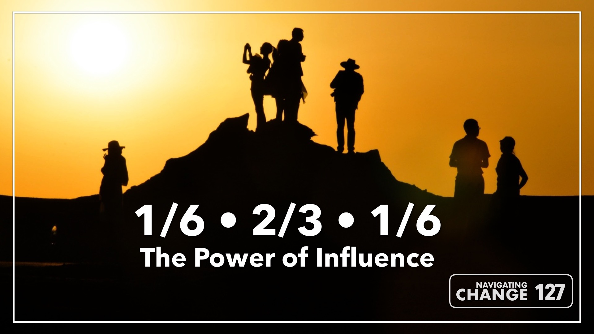 Listen to The Power of Influence on Navigating Change Podcast