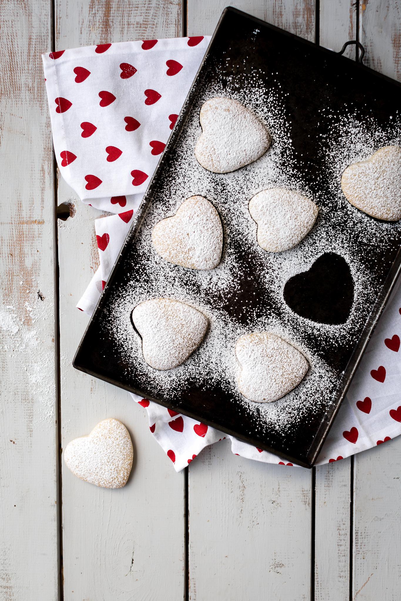 Jennifer Hulley food photographer food stylist baker NOLA cookies