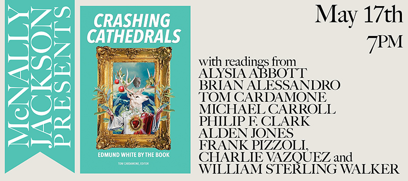 Crashing Cathedrals Reading Brooklyn