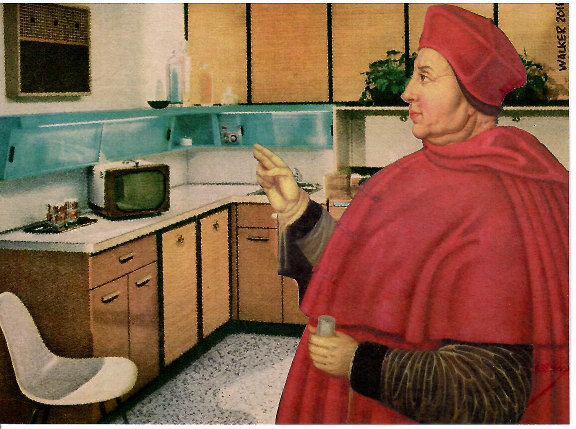The Kitchen Cardinal