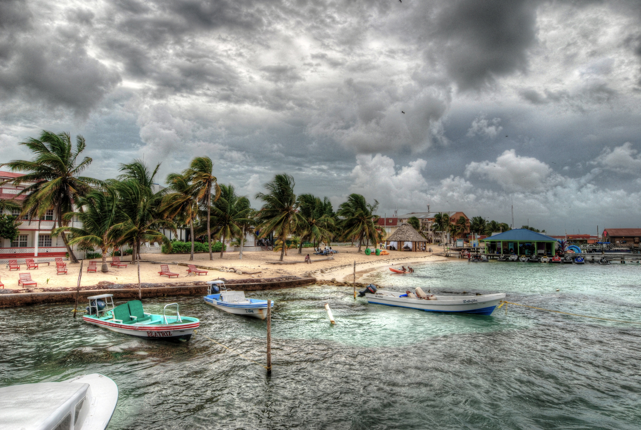 Ambergris Caye HDR 1.jpg