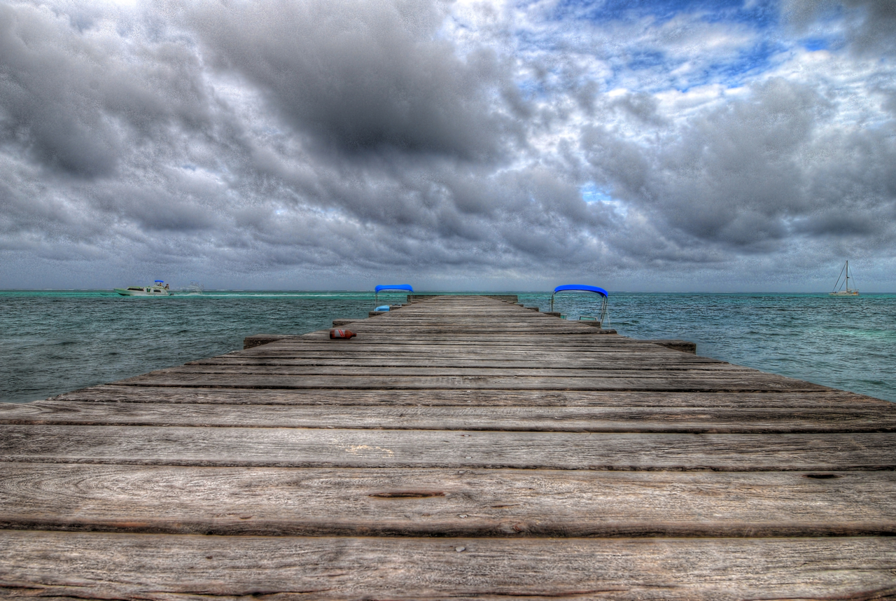 End of the Dock HDR.jpg