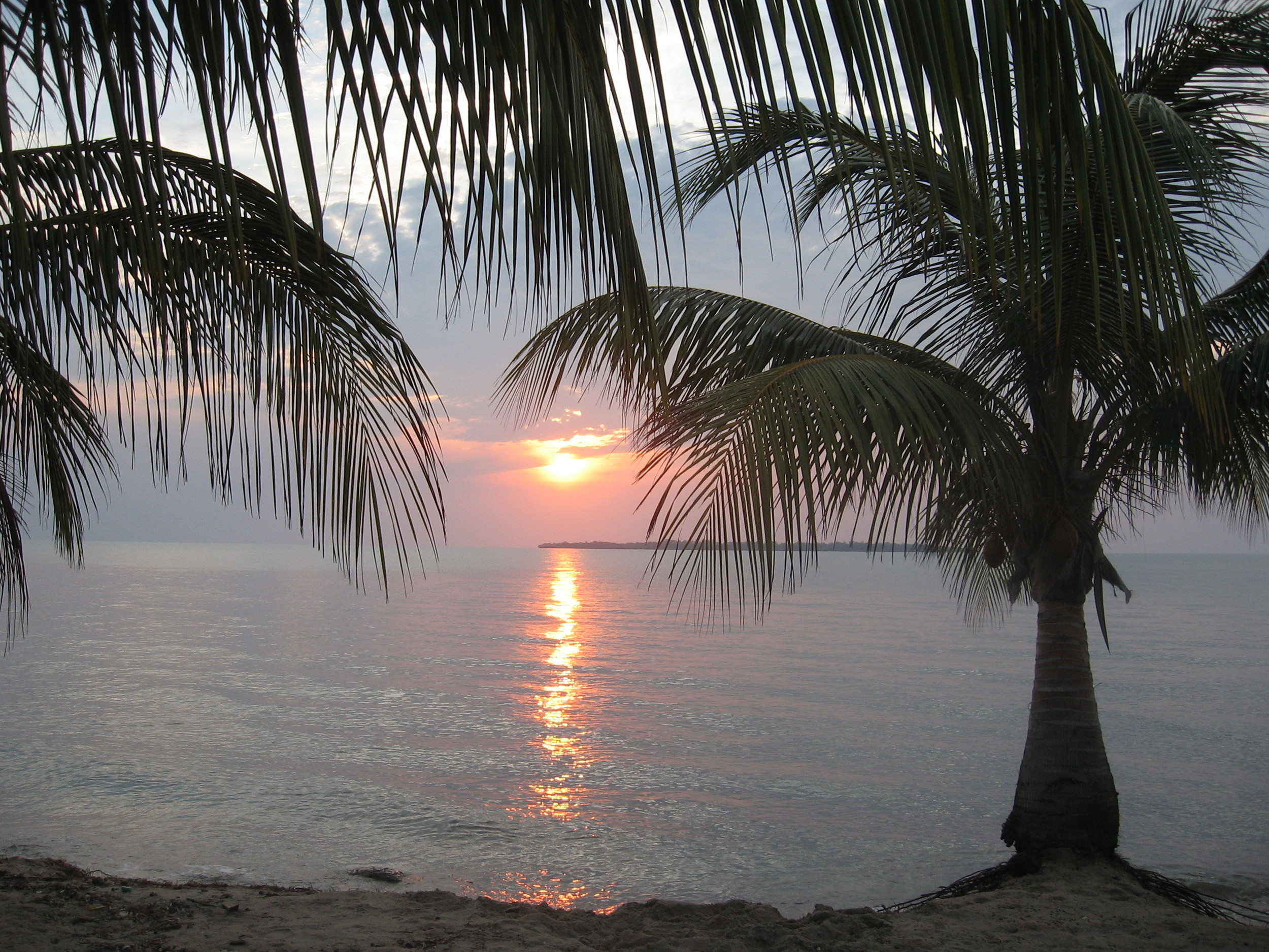 Sunrise at Placencia 2.JPG