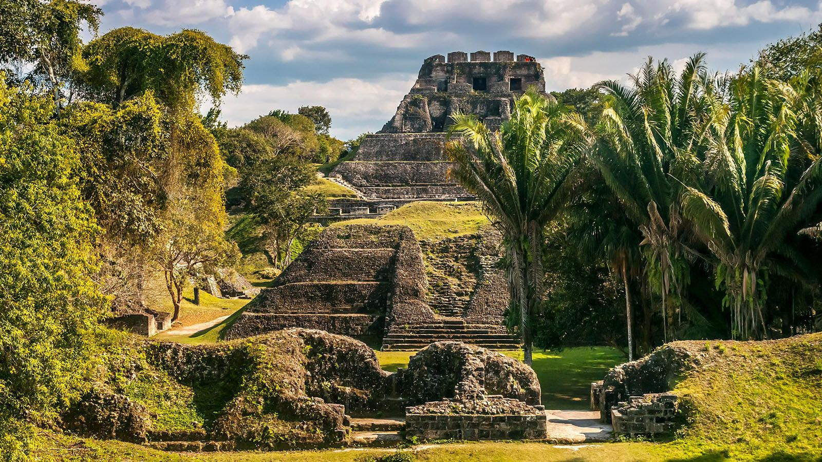 H ISTORY  Containing 9 known archaeological sites, the Property has an intriguing and mysterious past. Find out more here.