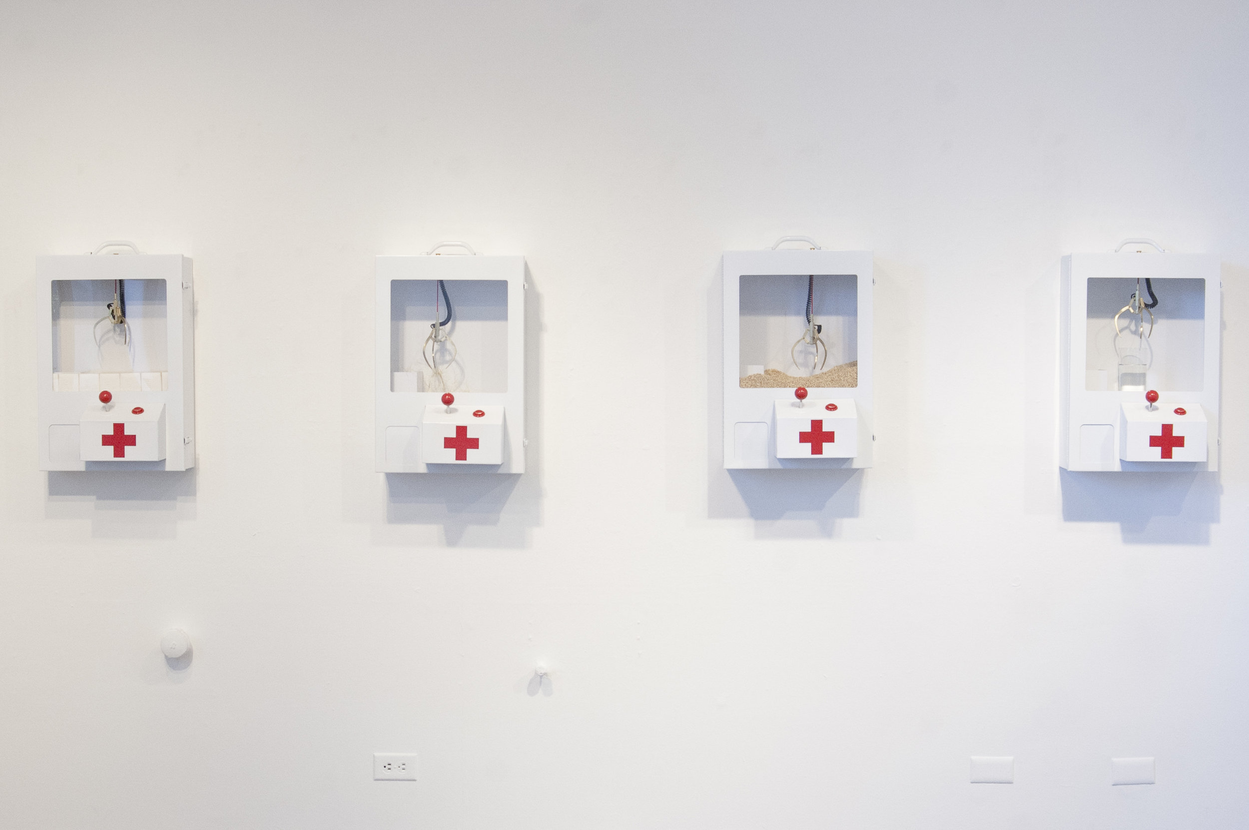 1. First Aid: Pestilence, War, Famine, and Death