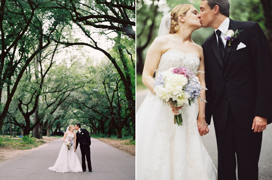 Bride and Groom, Southern Wedding // Wed on Canvas // Chris Isham Photography