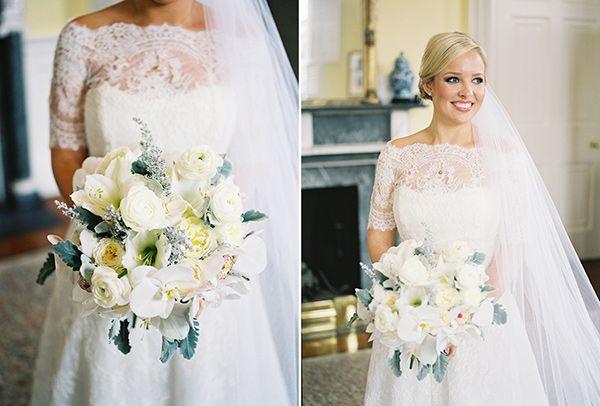 winter-bouquet-charleston-hibernian-hall-wedding-painter